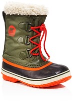 Sorel Boys' Yoot Pac Boots - Little Kid, Big Kid