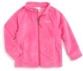 Columbia Infant Girl's Benton Springs Fleece Jacket