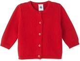 Petit Bateau Baby girls knitted cardigan