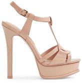 Aldo Chelly T-Strap Platform Sandals