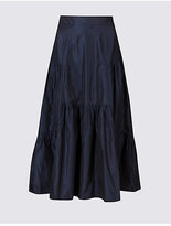 Limited Edition Cut About A-Line Midi Skirt