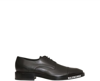 Balenciaga Formal Logoed Shoes