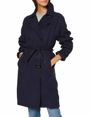 G Star Women's Duty Classic Trench Coat
