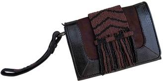 Maliparmi Brown Leather Handbags