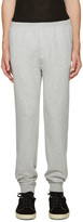 Alexander Wang Grey Vintage Fleece Lounge Pants