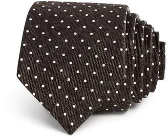 Melange Home Ledbury Dot Classic Tie