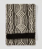 LOFT Cable Knit Scarf