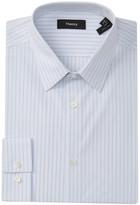 Theory Cedrick Stripe Print Shirt