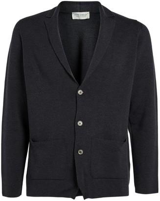 John Smedley Knitted Oxland Jacket