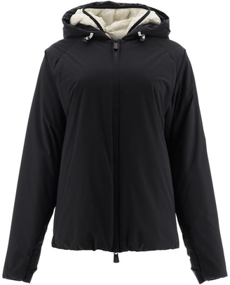 MONCLER GRENOBLE Hooded Zipped Jacket