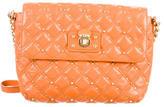 Marc Jacobs Stud Embellished Quilted Leather Shoulder Bag