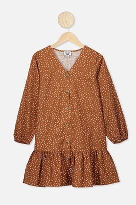 Cotton On Leila Long Sleeve Dress