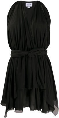 Redemption Sleeveless Shift Mini Dress