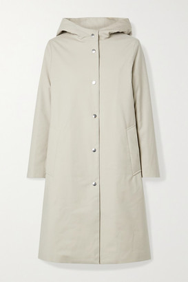 MACKINTOSH Chryston Hooded Wool Down Coat - Beige