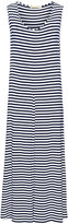 Isolde Roth Plus Size Striped jersey maxi dress