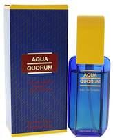 Antonio Puig Aqua Quorum Eau de Toilette Spray for Men, 1 Ounce