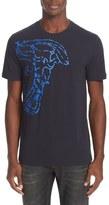 Versace Textured Exploded Medusa T-Shirt