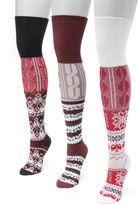 Muk Luks Over the Knee Socks