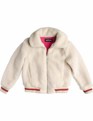 Replay Girl's Sg8215.050.83538 Jacket