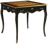 French Heritage Parc Saint-Germain Card Table