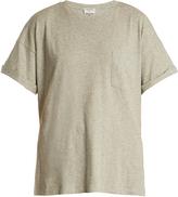 Frame Le Boyfriend cotton T-shirt