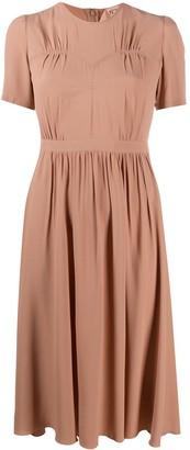 No.21 Bustier Stitch Dress