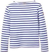 Armor Lux Unisex Baby K1866 Striped T-Shirt - blue - 3 Years