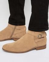 Vagabond Hustle Jodphur Suede Boots