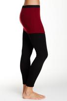 Magid Two Tone Skirt Overlay Legging
