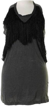Etoile Isabel Marant Grey Cotton Dresses