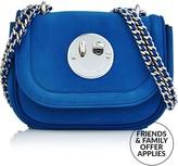 Hill & Friends Happy Tweency Chain Bag- Blue