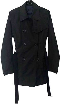 Barbour Blue Trench Coat for Women