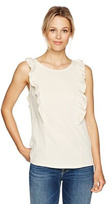 Vero Moda Women's Laura Frill Top