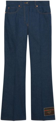 Gucci Denim pant with Boutique