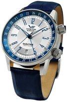 Vostok Europe Vostok-Europe Men's Gaz-Limo Automatic, Dual Time Watch 5601057