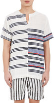 Lemlem MEN'S VOILE TUNIC