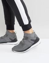 Puma Blaze Of Glory Limitless Hi Top Sneakers In Grey 36312603