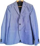Acne Studios Blue Wool Jackets