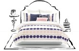 Kate Spade Ikat Dot Duvet Cover & Sham Set