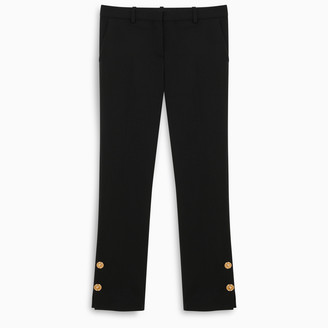 Versace Slim trousers with buttons