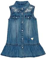 GUESS Sleeveless Denim Dress (2-7)
