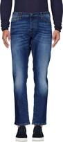 Paolo Pecora Denim pants - Item 42599160