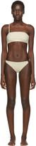 Off-White Rudi Gernreich Bandeau Buckle Bikini