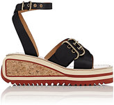 Etoile Isabel Marant Women's Zena Platform Sandals-BLACK
