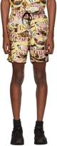 Saturdays NYC Multicolor Decade Timothy Swim Shorts