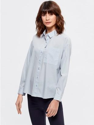 M&Co Poplin Shirt