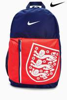 Boys Nike England Stadium Backpack