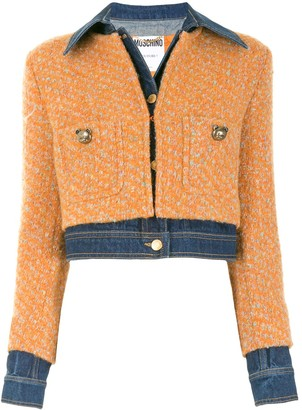 Moschino Layered Jacket