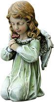 Asstd National Brand 12 Kneeling Angel Outdoor Statue