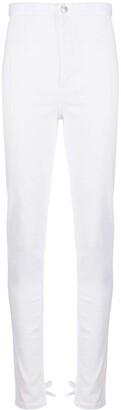 Isabel Marant Nikino tie-fastening jeans